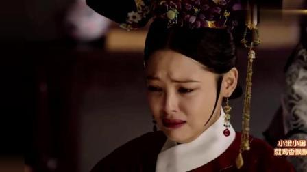 如懿传: 次子摔断了腿, 嘉贵妃竟趁机求皇上给长