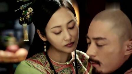 如懿传: 魏嬿婉生日当晚被皇上丢下, 皇上去找如