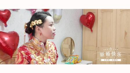 2018年8月18日山东济南王舜明&武雅冉婚礼花絮调色