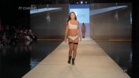 Kaohs 伦敦时装周泳装秀, 简单的设计, 充满时尚玄机!