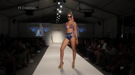 Lila Nikole 2018 哥伦比亚春夏时装秀, 久违的超模, 久违的时尚!