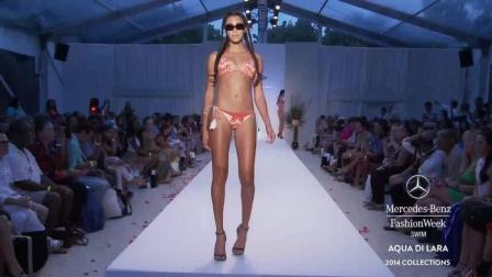 AQUA DI LARA 梅赛德斯奔驰时装周泳装秀, 模特走秀, 怎一个酷帅了得?