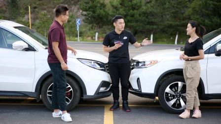 国产SUV盲测大比拼,东风风光580 vs 传祺GS4,自主品牌也给力!