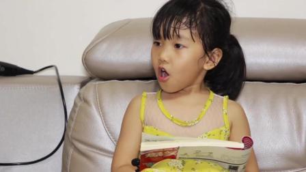 爆笑父女: 爸爸出了一道简单的算术题, 就让女儿难过落泪了!