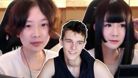 英国直男能不能认出中国的女装大佬们(二) 小哥哥内心受到了惊吓 陈瀚Siri