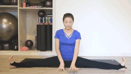学会开胯才是真正的瑜伽入门, 你掌握要领了吗? 基本功要练对
