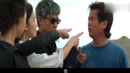陈百祥不管在哪部电影都是搞笑担当!