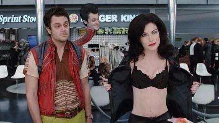 虫族幻化成妖艳美女, 一部让男人看后幻想满满的电影《黑衣人2》