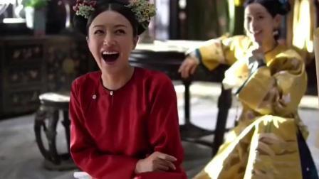 秦岚拍摄片场NG忘词, 现场搞怪完全没有娘娘风范