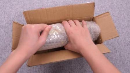 """某宝29元买的""""防水喷雾""""开箱, 喷在纸巾上那一瞬间, 真是神奇!"""