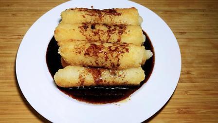 糯米新吃法, 红糖糍粑, 美味香甜, 这样简单一做, 比肉还香
