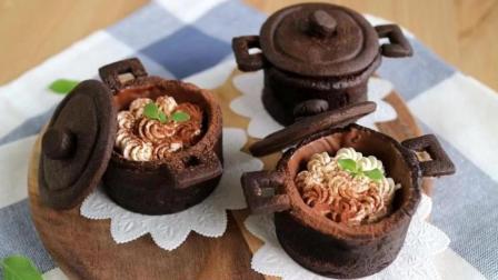 烧锅能吃? 烘焙达人制作的创意蛋糕简直太神奇了
