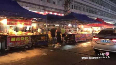 广东东莞: 实拍长安上角民兴路, 不让摆地摊, 再也吃不到炒米粉了