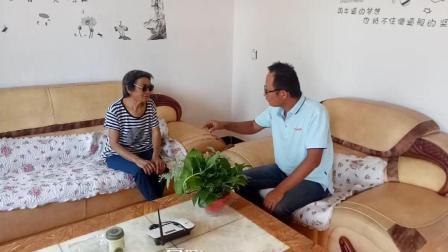 小明老师家访, 和奶奶的聊天, 最后明白小明为什