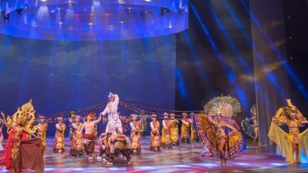 遇见香格里拉秀 全球海拔最高室内歌舞秀