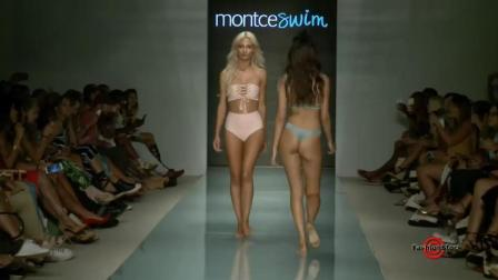 Montce 2018 巴黎时装周泳装秀, 走心的设计, 成败在细节!