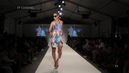 Lila Nikole 2018 哥伦比亚春夏时装秀, 这个设计师一定很有内涵!