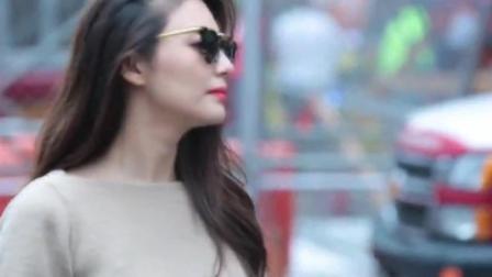 """张雨绮为什么被称为""""毯霸"""", 看看她的街拍你就明白了"""