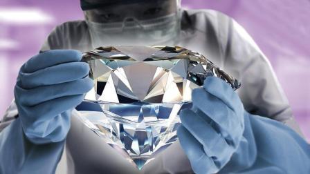 钻石一点都不值钱不信看科学家亲自实验