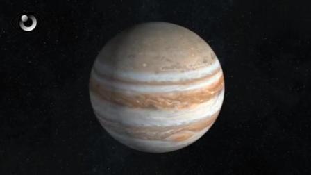 """木星探测器""""朱诺号""""拍摄的油画般的影像, 从另一个角度认识木星"""