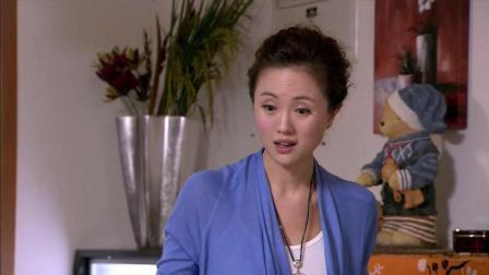 咱家那些事: 朱媛媛把英文发音用中文标上, 说得还挺有腔有调的