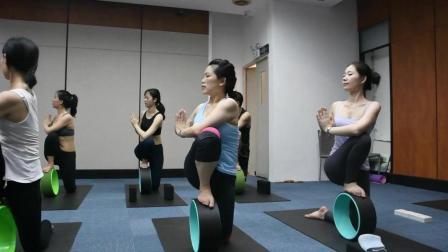 深圳亚协瑜伽培训瑜珈轮