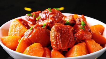土豆烧排骨的做法, 肉香四溢, 汤汁拌米饭能吃2碗
