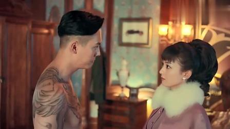 老九门: 佛爷纹身遇热才会出现, 尹新月很好奇