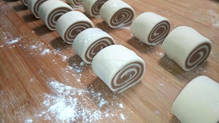 豆沙包的新做法, 好看又好吃, 一看就会