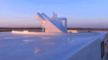 中国给巴铁研制一款光学跟踪系统