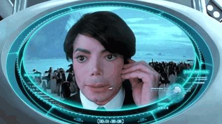 迈克尔杰克逊客串黑衣人2, 我就想知道导演是怎么说服他的?