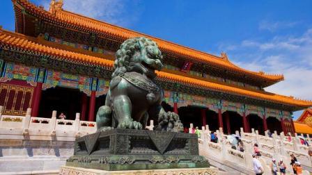 为什么说故宫里的狮子不能随便摸? 今天算长见识了