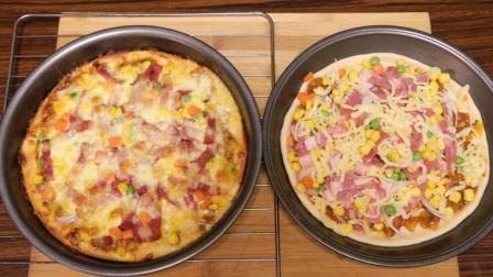 爱吃披萨一定要收藏, 教您饼皮和披萨酱的家常做法, 想吃不用买