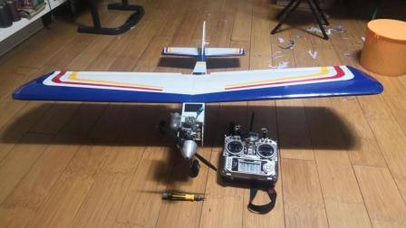 小金星25级上单翼教练机系列——机身安装发动机, 油箱