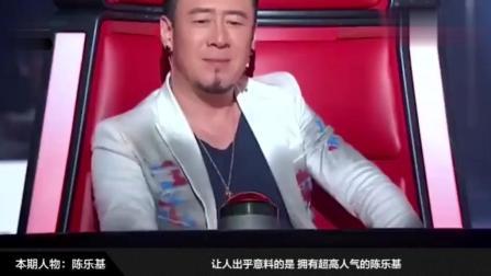 因《好声音》爆红, 一句我不是中国人引起公愤, 网友: 滚出中国