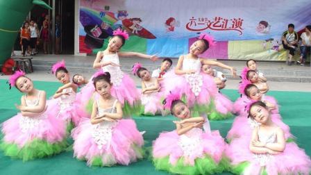 幼儿舞蹈《咏鹅》