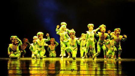 幼儿舞蹈《数鸭子》