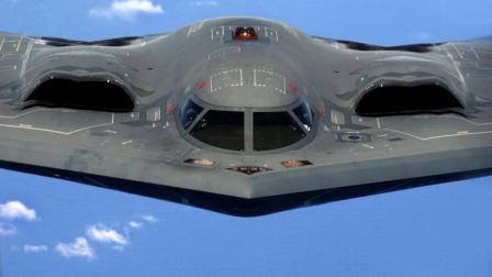 B2轰炸机凭什么能领先世界几十年? 仅开仓投弹的时间就让多国汗颜