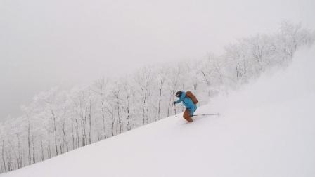 日本东北-滑雪之旅-裹磐梯2