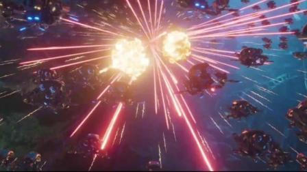 银河护卫队2: 一个有良知会打嘴炮功夫还不算差的精神领袖, 带出了银护小分队