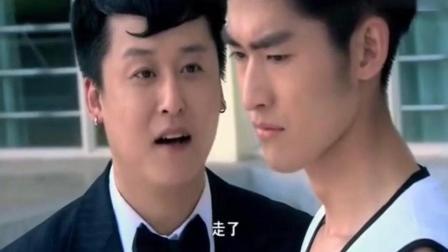 一起来看流星雨: 没想到张翰生气的样子还蛮帅的, 迷倒多少小姑娘!