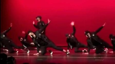 世界顶尖舞团KINJAZ高校超酷舞蹈表演, 全程高能台下同学尖叫!