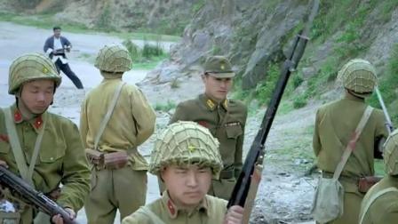 小伙对着鬼子叫嚣开枪,鬼子果然上当进了树林,瞬间被国军全歼!