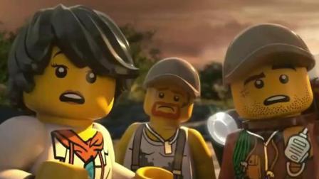 乐高城市(2016) 第28集 丛林奇兵 第2篇 LEGO积木砖块动画片视频