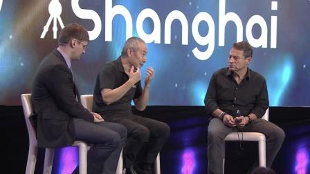 "A360上海峰会预演""指数级增长科技""如何颠覆未来"
