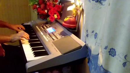 欢度国庆: (歌唱祖国): 电子琴演奏: 纯音乐