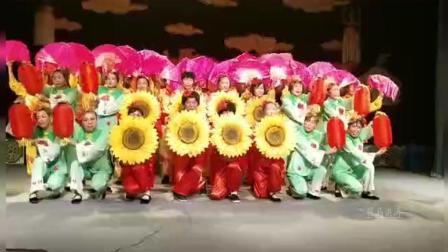 松原前郭秀之美健身舞蹈队广场舞欢聚一堂-舞动东北原创舞蹈视频正式篇542