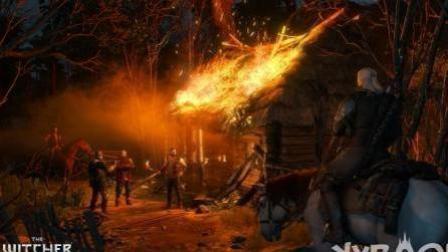 二周目146期-与女巫正确打开方式-骑士风云录-巫师3血与酒-白姐解说