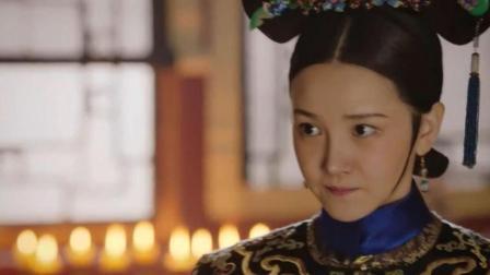 如懿传: 炩妃倒台, 惢心举动感动到乾隆, 让她女儿嫁给嘉庆帝当皇后