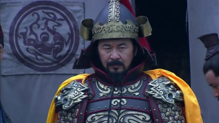 众兄弟发动陈桥兵变,黄袍加身,赵匡胤和将士约法三章,当了皇帝